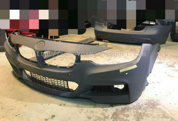 Bmw f30 Bumper m sport m3 bodykit pp new set