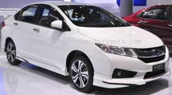 2014 2015 2016 honda city modulo bodykit new set