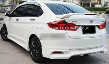 2014 2015 2016 honda city mugen bodykit mugen new set