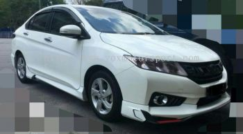 2014 2015 2016 Honda city drive 68 bodykit drive 68 new set