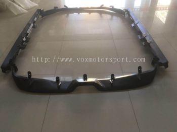 Toyota chr bodykit modellista metallic Style japan bodykit pp Material new