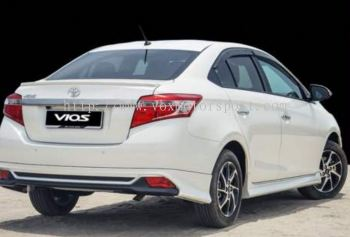 2014 2015 2016 2017 2018 Toyota vios bodykit trd v2 new set