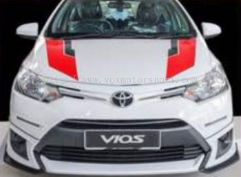 2014 2015 2016 2017 2018 Toyota vios bodykit sportivo new set
