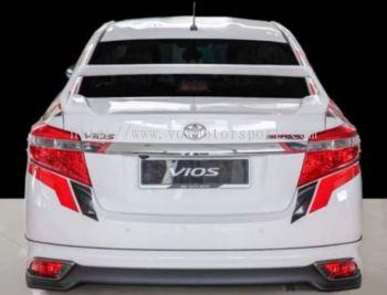 2014 2015 2016 2017 2018 Toyota vios bodykit sportivo new set