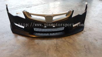 2007 2008 2009 2010 2011honda civi fd type r mugen front grille new set