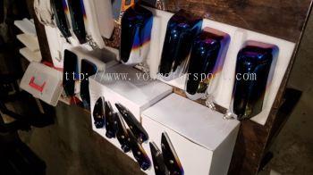 Honda jazz ge side mirror craft sport titanium new