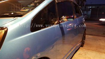 2008 2009 2010 2011 2012 2013 Honda jazz ge side mirror craft square titanium new