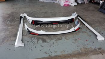 2017 2018 honda city bodykit drive68 new
