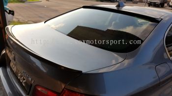 2010 2011 2012 2013 2014 2015 2016 bmw f10 spoiler trunk and roof spoiler carbon new