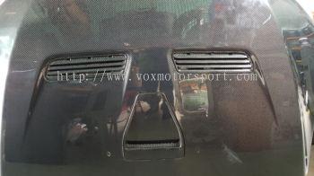 2010 2011 2012 2013 2014 2015 Mitsubishi lancer hood carbon material new