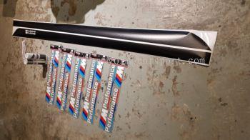 Bmw f10 m Performance luminous side sticker new