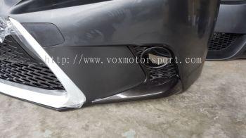 Lexus ct200 bumper f sport pp new