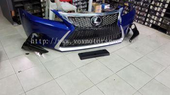 Lexus ct200 bumper f sport pp material new