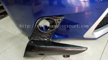 Lexus ct200 front bumper f sport pp material new