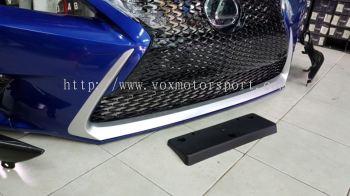 Lexus ct200 f sport front bumper pp material new