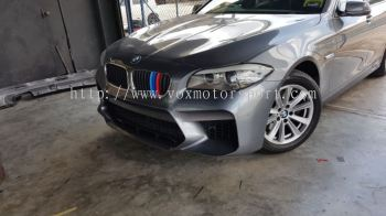 Bmw f10 bumper g30 m5 pp Material new