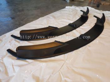 Bmw f30 m sport performance lip bumper lip pp Material new