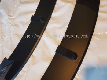 Bmw f30 3 series m performance bumper lip pp Material new