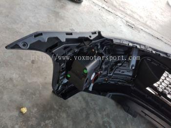 Volkswagen mk7 front bumper gti pp material new