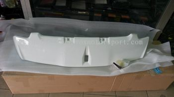 2008 2009 2010 2011 2012 2013 honda jazz fit ge spoiler modulo for ge fit jazz add on upgrade performance look abs material new set