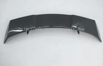 mercedes benz A class w177 carbon spoiler revozport real carbon fiber material abs new set