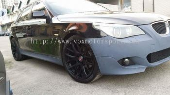 bmw e60 bodykit front bumper msport for e60 replace upgrade performance look pp material new set