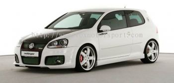 volkswagen golf mk5 front bumper oettinger style for mk5 golf replace upgrade performance look frp material new set