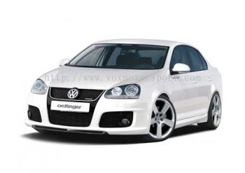 volkswagen golf gti mk5 oettinger front bumper for mk5 golf replace upgrade performance look frp material new set
