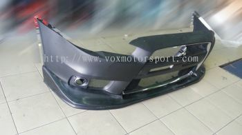 MITSUBISHI LANCER GT BODYKIT  BUMPER LIP JUN
