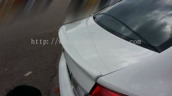 2012 HONDA CIVIC FB SPOILER DUCK TAIL LIP