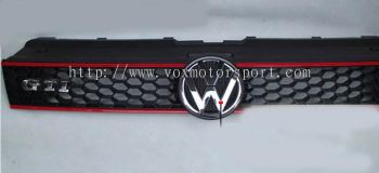VOLKSWAGEN POLO BUMPER GRILLE GTI FOR POLO 1.2