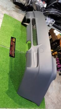 bmw e92 rear bumper m3 style replace upgrade performance look pp material new set