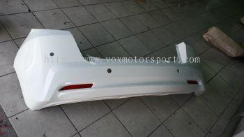 HONDA JAZZ 08 ge bumper 2nd hand parts
