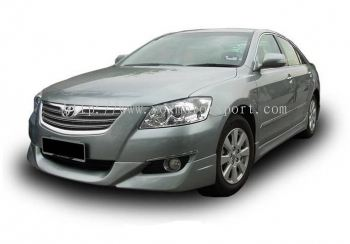 TOYOTA CAMRY 2008 BODYKIT F01 BUMBER LIP ON