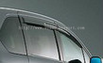 HONDA FREED DOOR VISOR MUGEN HYBRID