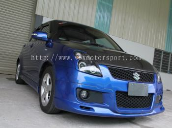 suzuki swift head lamp monster style for swift replace upgrade monster style performance look new set