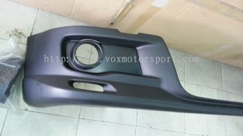 suzuki swift zc31s monster bodykit front lip for sport bumper add on monster performance look frp material new set