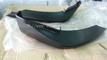 2005 2006 2007 2008 2009 2010 2011 suzuki swift zc31s sport front lip diffuser hks kansai style for swift sport add on upgrade hks kansai style performance look real carbon fiber material new set