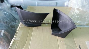 SUZUKI SWIFT SUNLINE RACING BUMPER REAR SKIRT