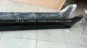 SUZUKI SWIFT SUNLINE RACING SIDE SKIRT