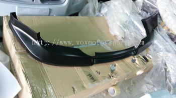 suzuki swift sport bumper lip jdm sport version