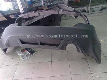 HONDA CIVIC FD BODYKIY TYPE R FOR CIVIC FD REAR BUMBER
