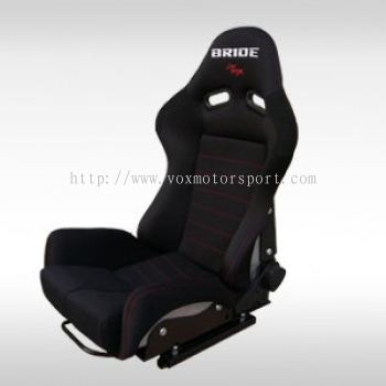 Bride GIAS Hybrid Racing Seat - Black (Low MAX )