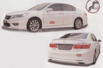 new honda accord bodykit mugen
