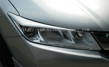 HONDA CITY 2014 HEAD LAMP COVER LIP