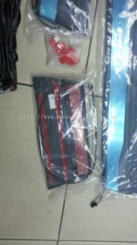 honda city 2014 sill plate led