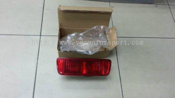 mitsubishi lancer sport back bumper light