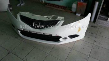 honda jazz ge bumper front rs 2nd hand