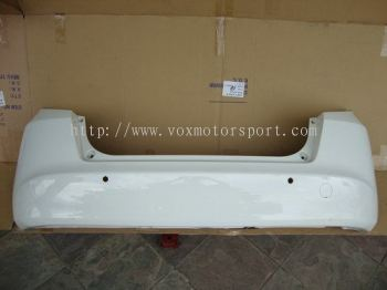 HONDA FIT/JAZZ GE6 BUMPER REAR BUMPER USED PART