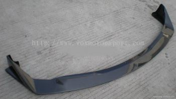 suzuki swift zc31s bodykit sunline racing bumper carbon lip on
